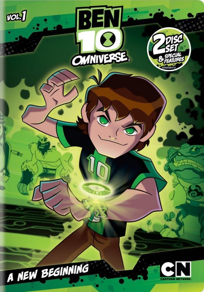Ben 10 Omniverse (2012 – 2014) Dual Audio 720p HDRip x264 [Hindi + Telugu] Download