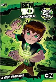 Primary photo for Ben 10: Omniverse