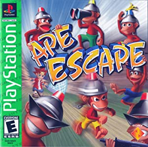 Ape Escape full movie online free