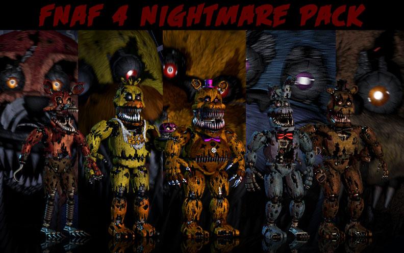 Five Nights At Freddys 4 The Final Chapter Video Game 2015
