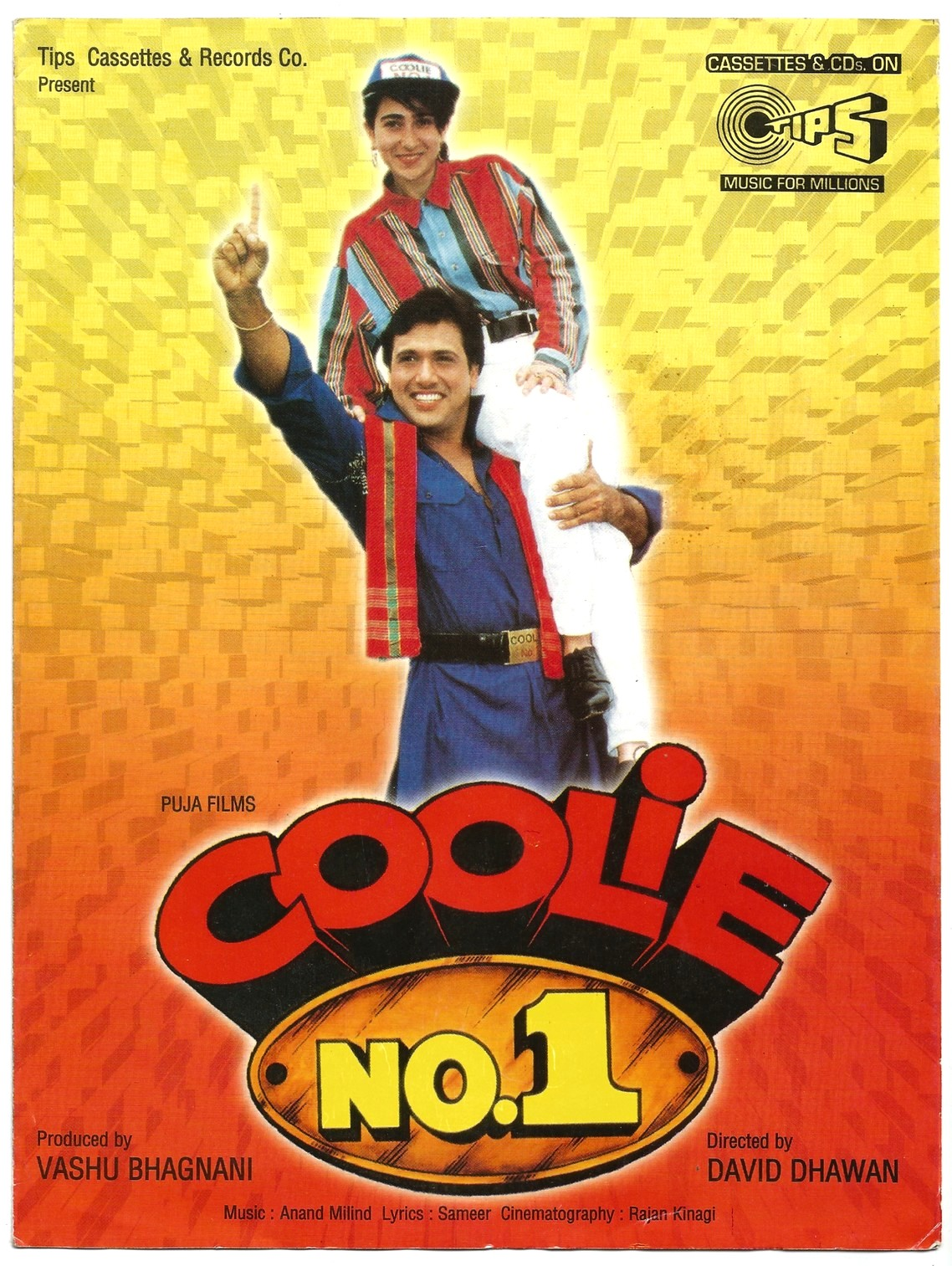 Image result for coolie no 1