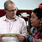 Connor Byrne and Kay Purcell in Tracy Beaker Returns (2010)