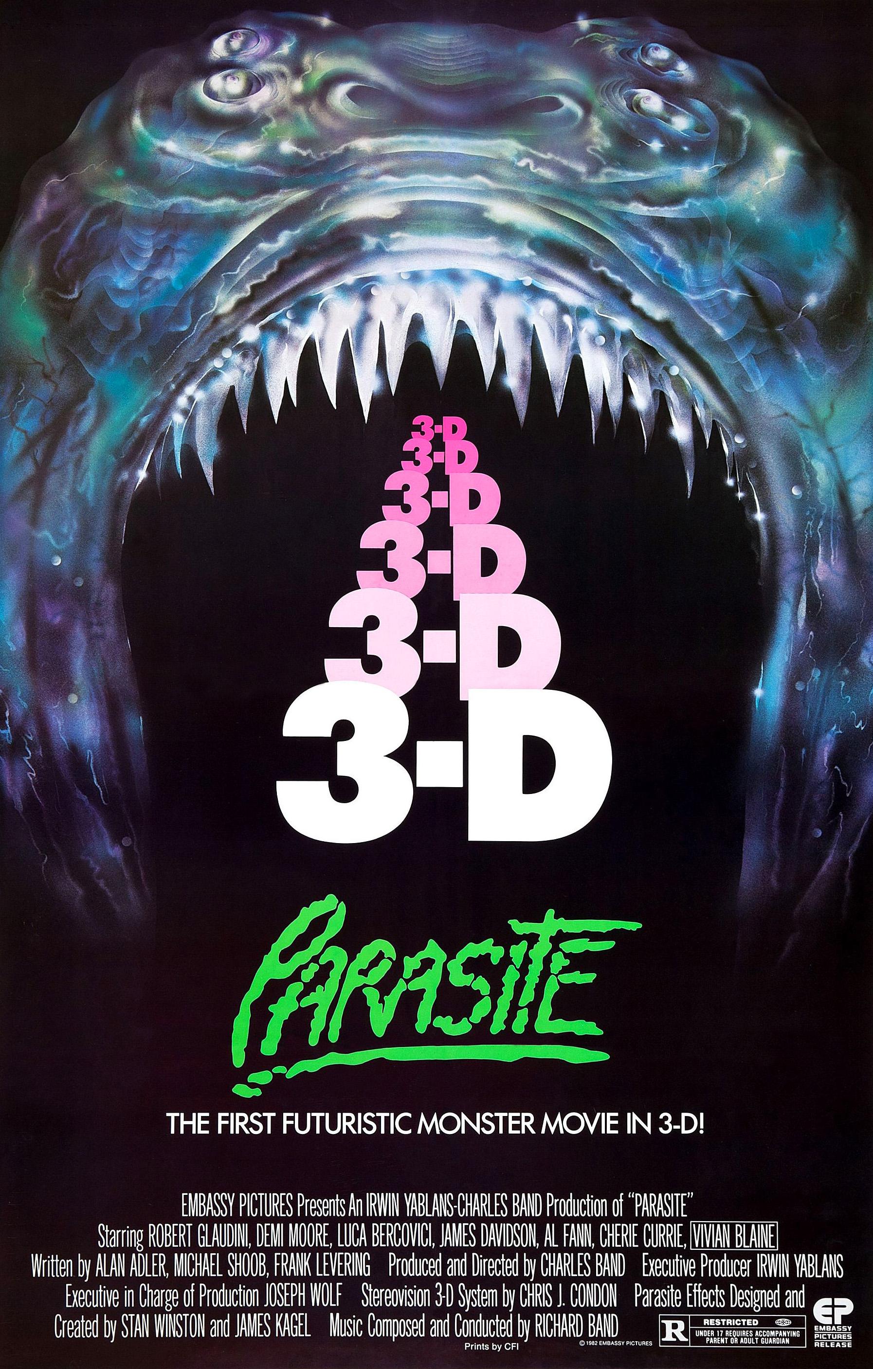 Parasite (1982) - IMDb