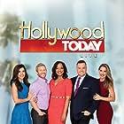 Garcelle Beauvais, Ross Mathews, Kristen Brockman, Tanner Thomason, and Amanda Salas in Hollywood Today Live (2015)