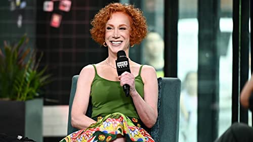 BUILD: Kathy Griffin on 'Pulp Fiction' & Relationship with Quentin Tarantino