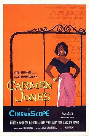 Where to stream Carmen Jones