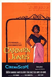 Carmen Jones (1954) Poster - Movie Forum, Cast, Reviews