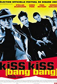Chris Penn, Stellan Skarsgård, Paul Bettany, and Sienna Guillory in Kiss Kiss (Bang Bang) (2001)