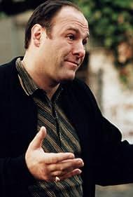 James Gandolfini in The Sopranos (1999)