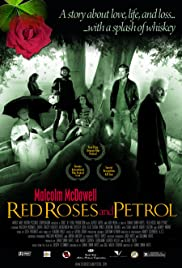 Red Roses and Petrol Poster
