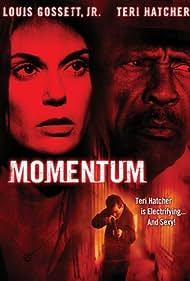 Teri Hatcher and Louis Gossett Jr. in Momentum (2003)