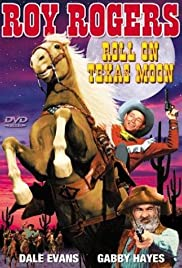 Roll on Texas Moon Poster