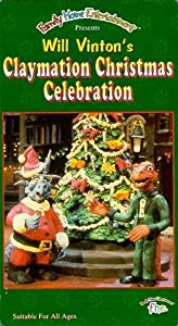 A Claymation Christmas Celebration Bill Melendez