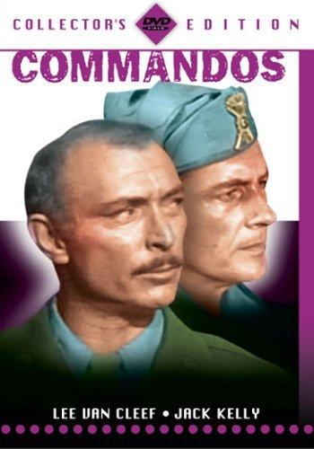 Lee Van Cleef and Jack Kelly in Commandos (1968)