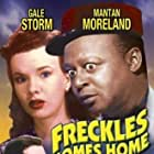 Johnny Downs, Mantan Moreland, and Gale Storm in Freckles Comes Home (1942)