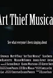 Art Thief Musical! Poster