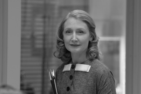 Patricia Clarkson in Good Night, and Good Luck. (2005)