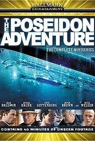 Adam Baldwin, Steve Guttenberg, Rutger Hauer, Peter Weller, and Bryan Brown in The Poseidon Adventure (2005)