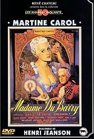 Martine Carol and Denis d'Inès in Madame du Barry (1954)