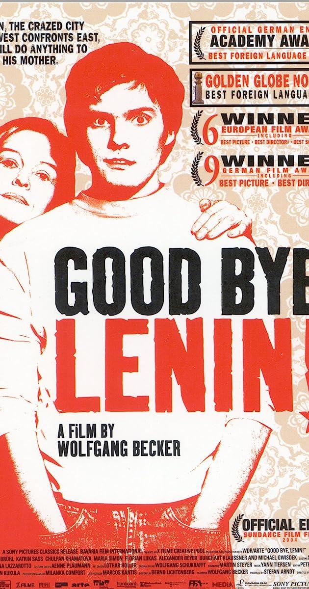 Subtitle of Good Bye Lenin!