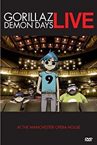Ver una pelicula en linea Gorillaz: Live in Manchester by Damon Albarn  [640x360] [640x320] [1080p]