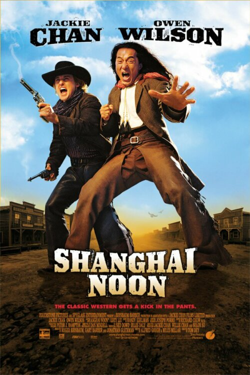 Shanghai Noon 2000 Hindi Dual Audio 410MB BluRay ESub Download
