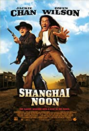 Shanghai Noon Poster