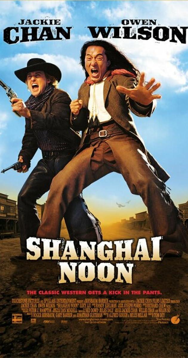 Subtitle of Shanghai Noon