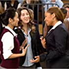 Margo Harshman, Raven-Symoné, and Brenda Song in College Road Trip (2008)