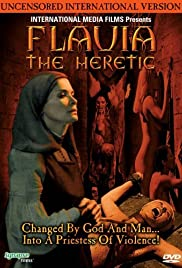 Flavia, the Heretic Poster