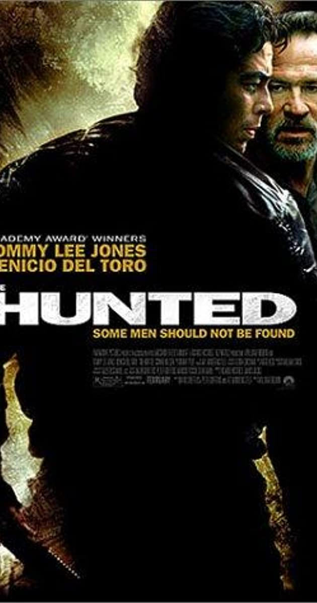 Subtitle of The Hunted