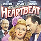 Basil Rathbone, Ginger Rogers, and Adolphe Menjou in Heartbeat (1946)