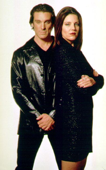 Jarod & Miss Parker