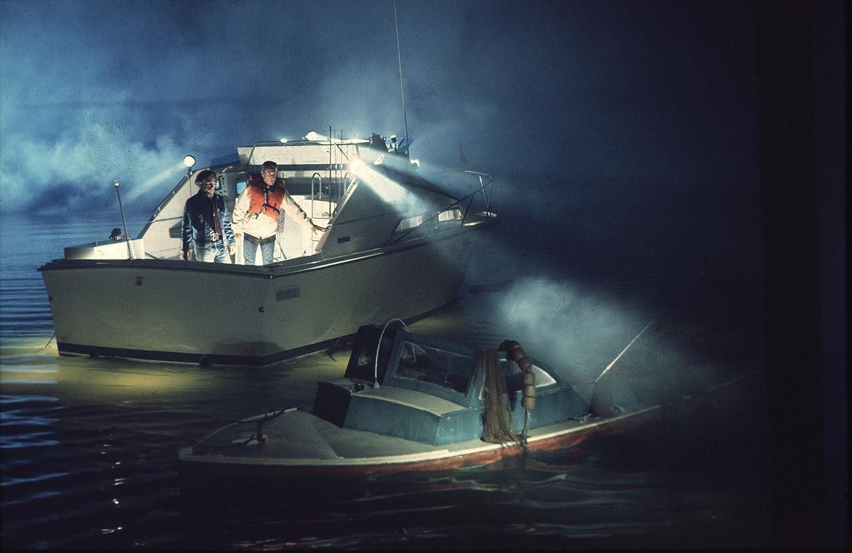 """""""Jaws"""" Roy Scheider, Richard Dreyfuss"""