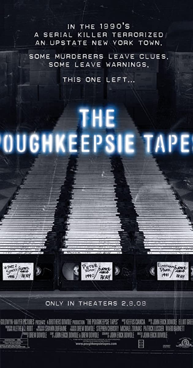 Subtitle of The Poughkeepsie Tapes