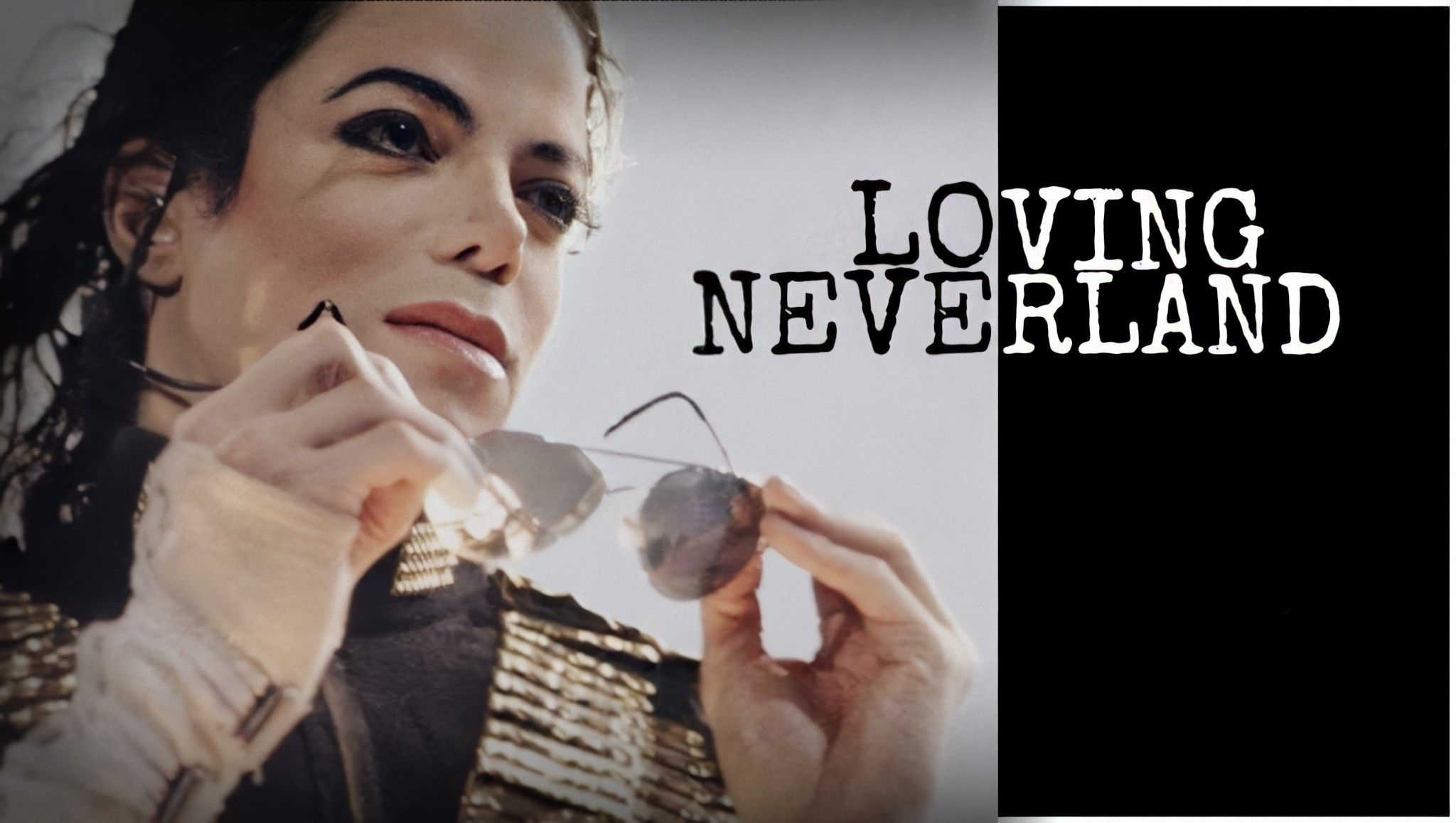 Michael Jackson in Loving Neverland (2020)