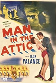 Man in the Attic(1953) Poster - Movie Forum, Cast, Reviews