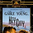 Clark Gable and Loretta Young in Key to the City (1950)