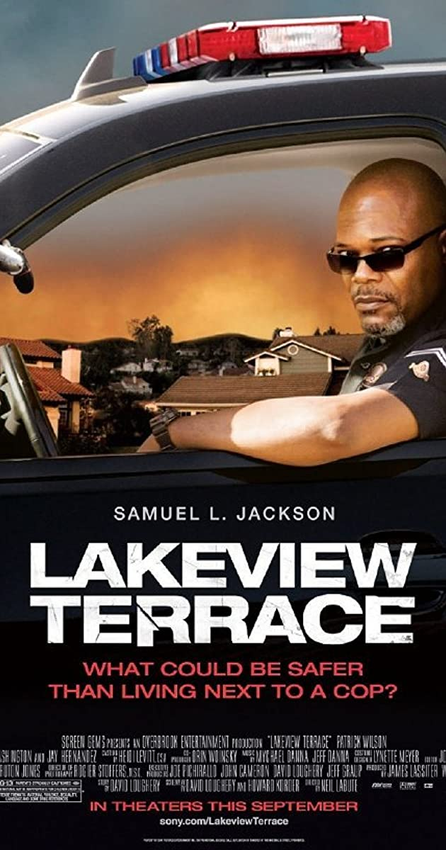 Subtitle of Lakeview Terrace