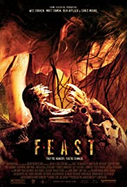 Feast (2005) Poster - Movie Forum, Cast, Reviews