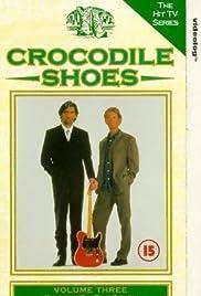 Crocodile Shoes Poster