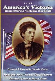 America's Victoria: Remembering Victoria Woodhull Poster