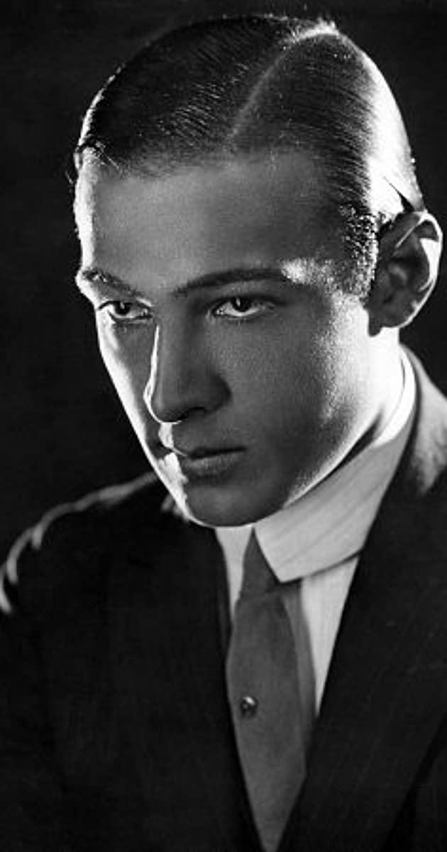 Rudolph Valentino Biography Imdb