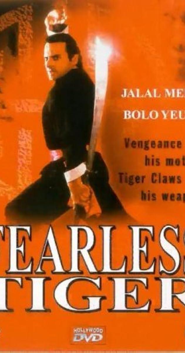 Fearless Tiger Video 1991 Imdb