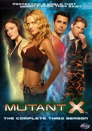 Mutant X (2001–2004)
