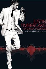 Justin Timberlake FutureSex/LoveShow Poster