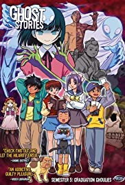 Ghost Stories Anime Completo Latino Por Mega