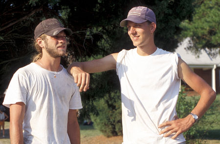 Ryan Nelson, Jeff Nichols