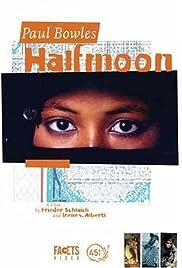Paul Bowles - Halbmond Poster
