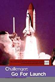 Challenger: Go for Launch Poster